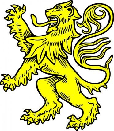 372x425 Lion Head Clip Art Free Clipart Images
