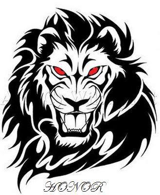 329x400 ogpoduncsum clip art lion head