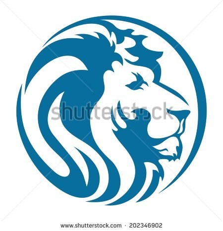 450x466 Lion Head Clip Art Images Clipart Collection