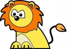 275x200 Lion Head Silhouette Clip Art Free Clipart Images