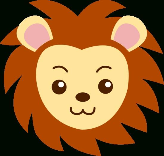 550x525 Top 10 Lion Face Clip Art
