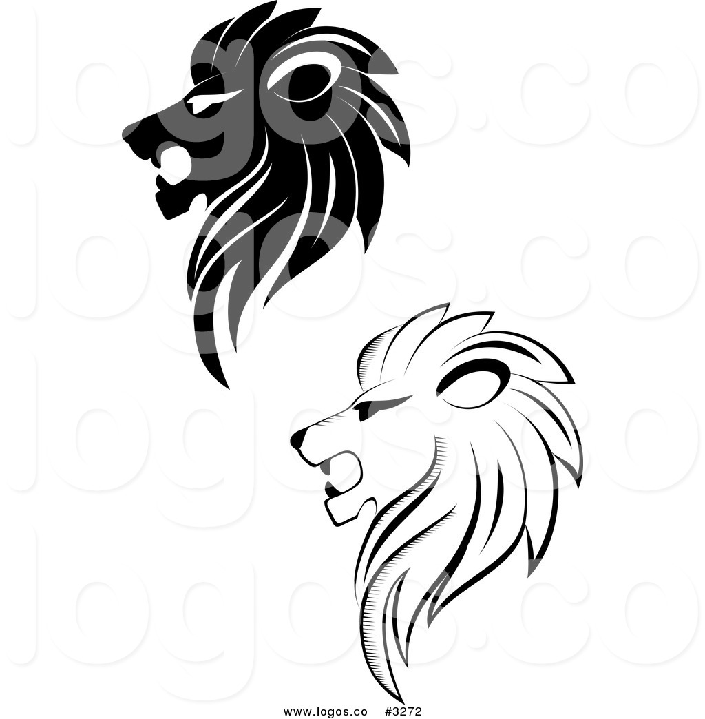 1024x1044 White Lion Clipart Vector
