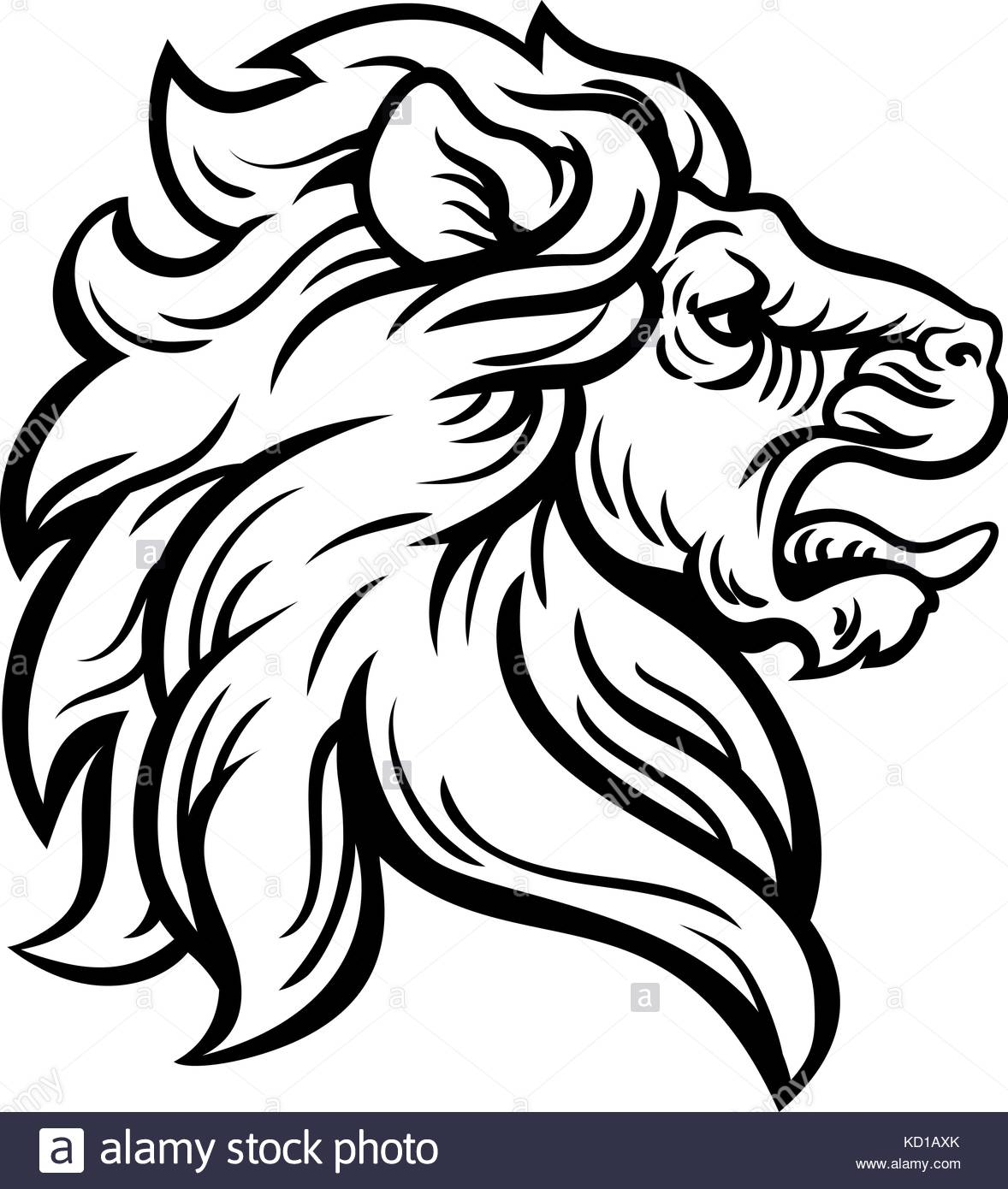 1178x1390 Lion Head Side Profile Stock Photos Amp Lion Head Side Profile Stock