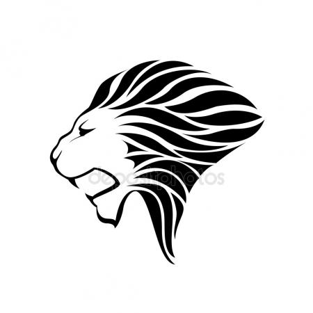 450x450 Lion Head Stock Vectors, Royalty Free Lion Head Illustrations