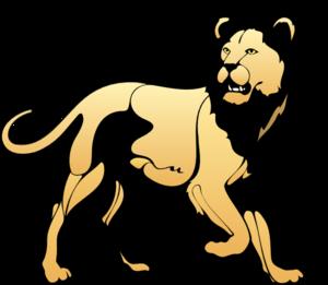 300x261 Lion 11 Clip Art