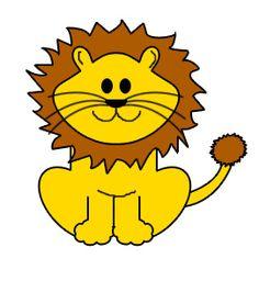 236x256 Lion Clip Art