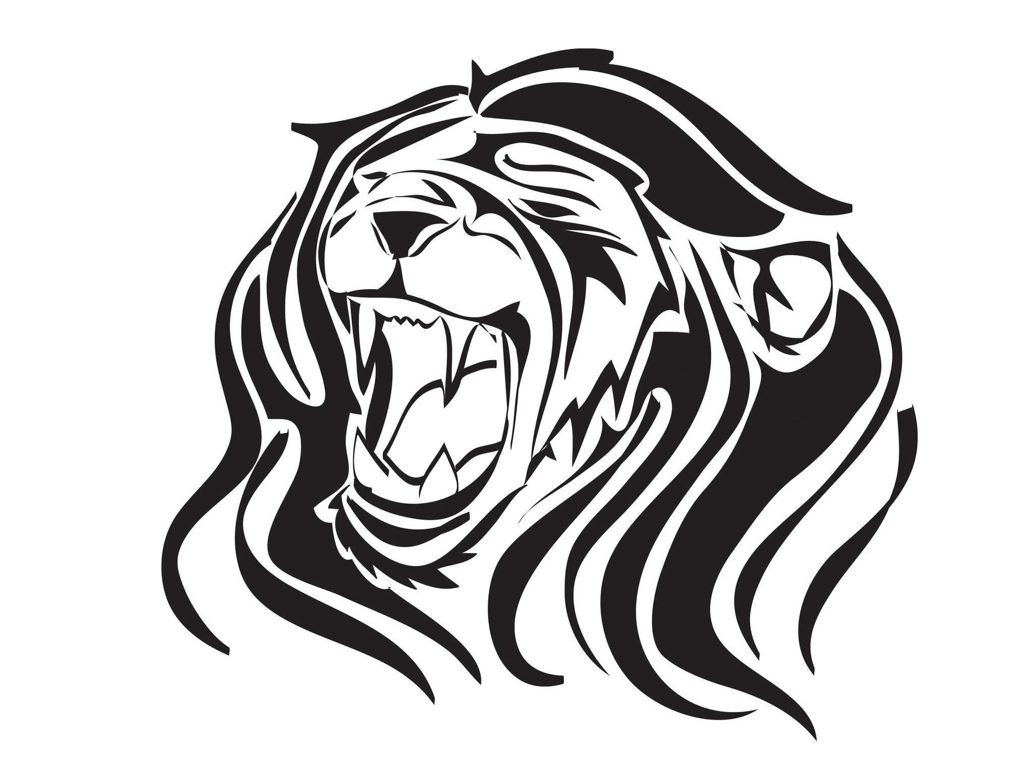 2048x1536 Roar Lion Cliparts 251613