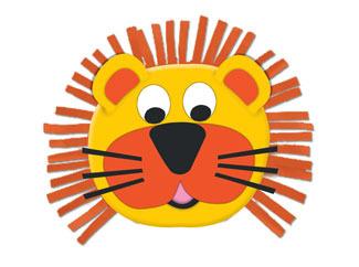 325x242 Lion Mask