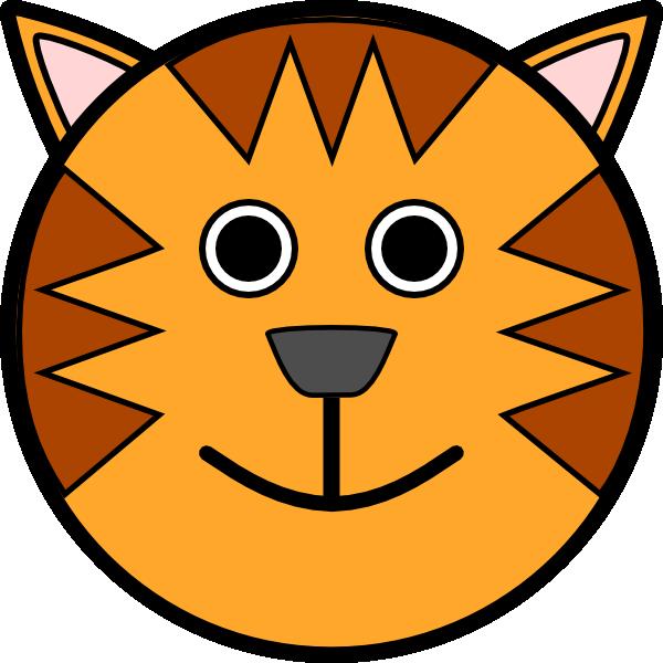 600x600 Mask Clipart Cat Face