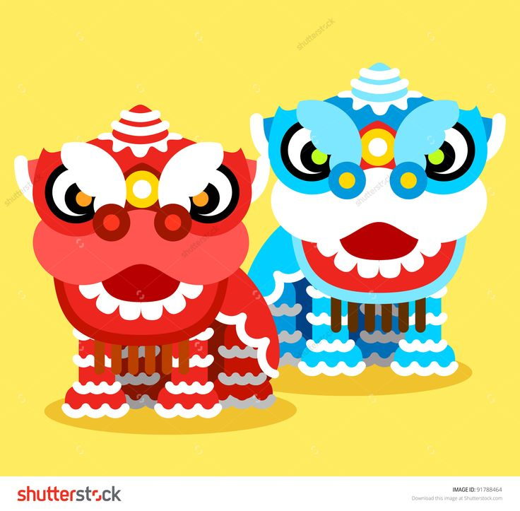 736x723 Asian Clipart Dragon Dance