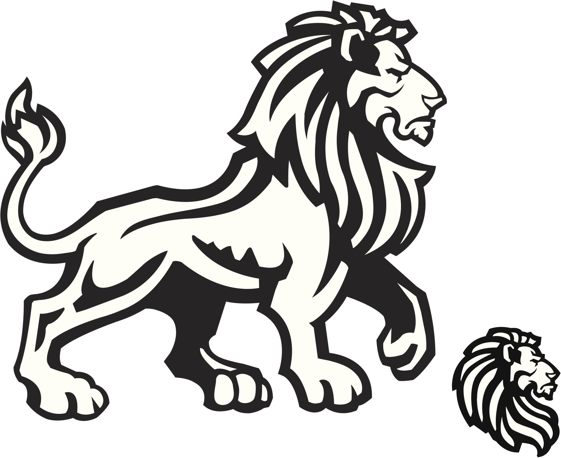 1918x1566 Hd White Lion Clipart Judah Cdr