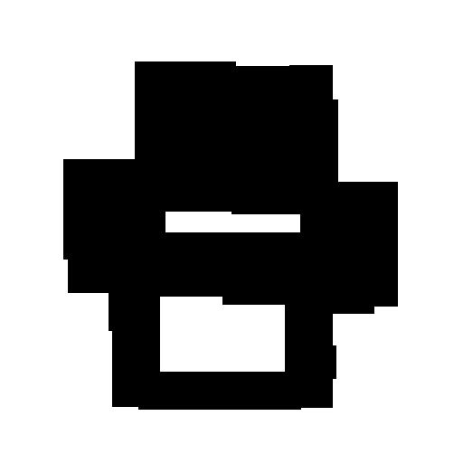 512x512 Lion Paw Clip Art