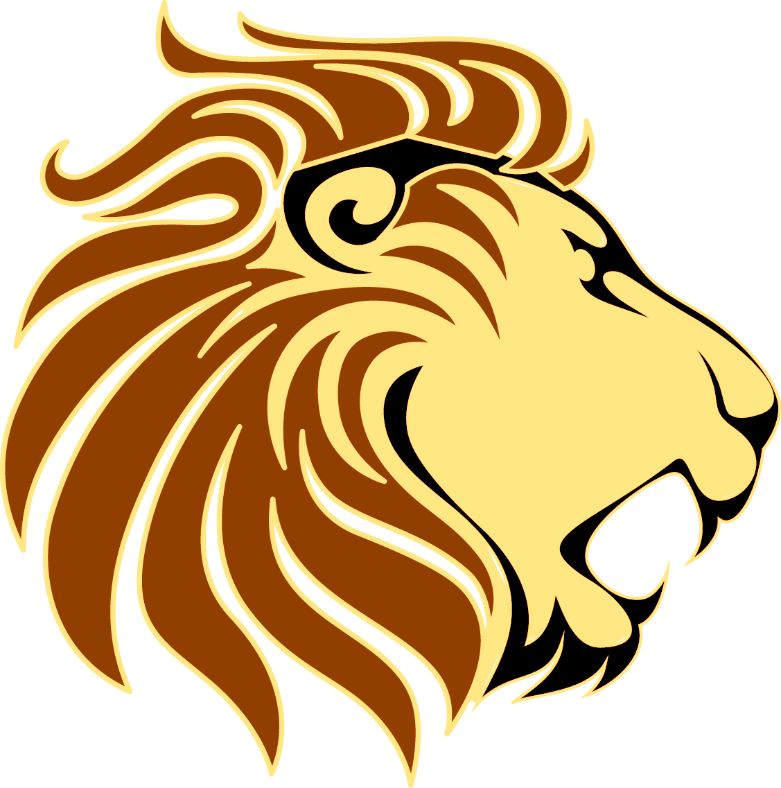 1127x1137 Lions Are Used To Represent Pride, Strength And Of Course The Top