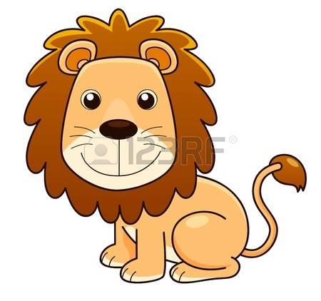 450x422 Big Cat Clipart Lion Pride