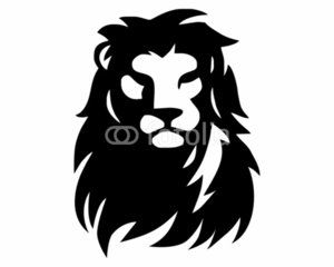 300x240 Best Lion Silhouette Ideas Lion Stencil, Lion