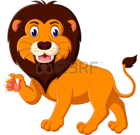 450x436 Cartoon Lion Roaring Royalty Free Cliparts, Vectors, And Stock