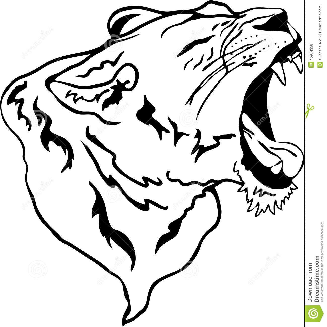 1298x1300 Lioness Clipart Roar