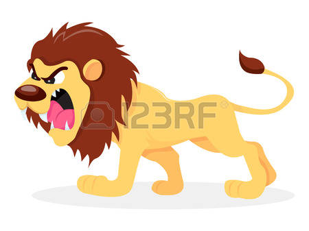 450x337 Lioness Clipart Fierce Lion