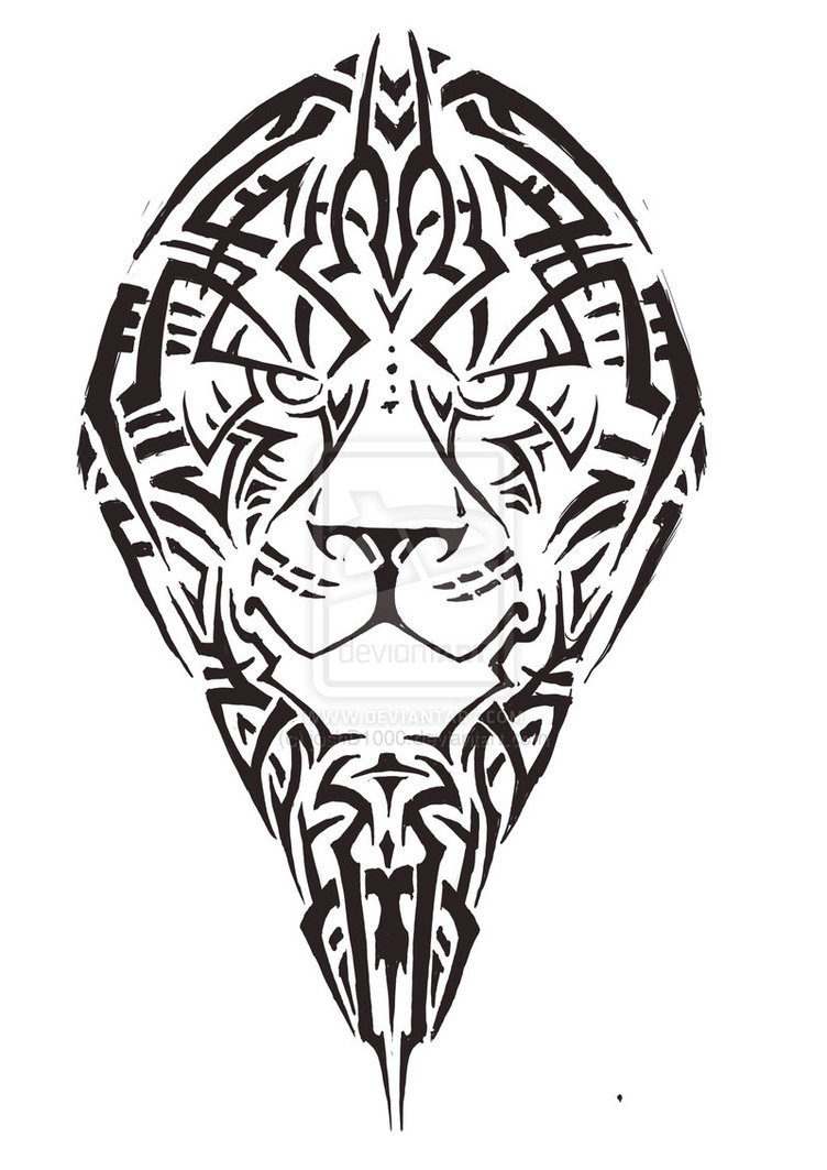 752x1063 One More Lion Tattoo Drawing In 2017 Real Photo, Pictures, Images