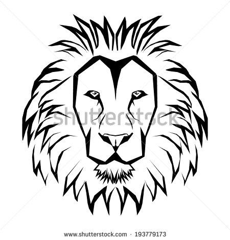 450x470 Roaring Lion Head Vector Also R Ant Lion Clipart Cartoon
