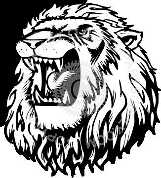 326x361 Lion Head