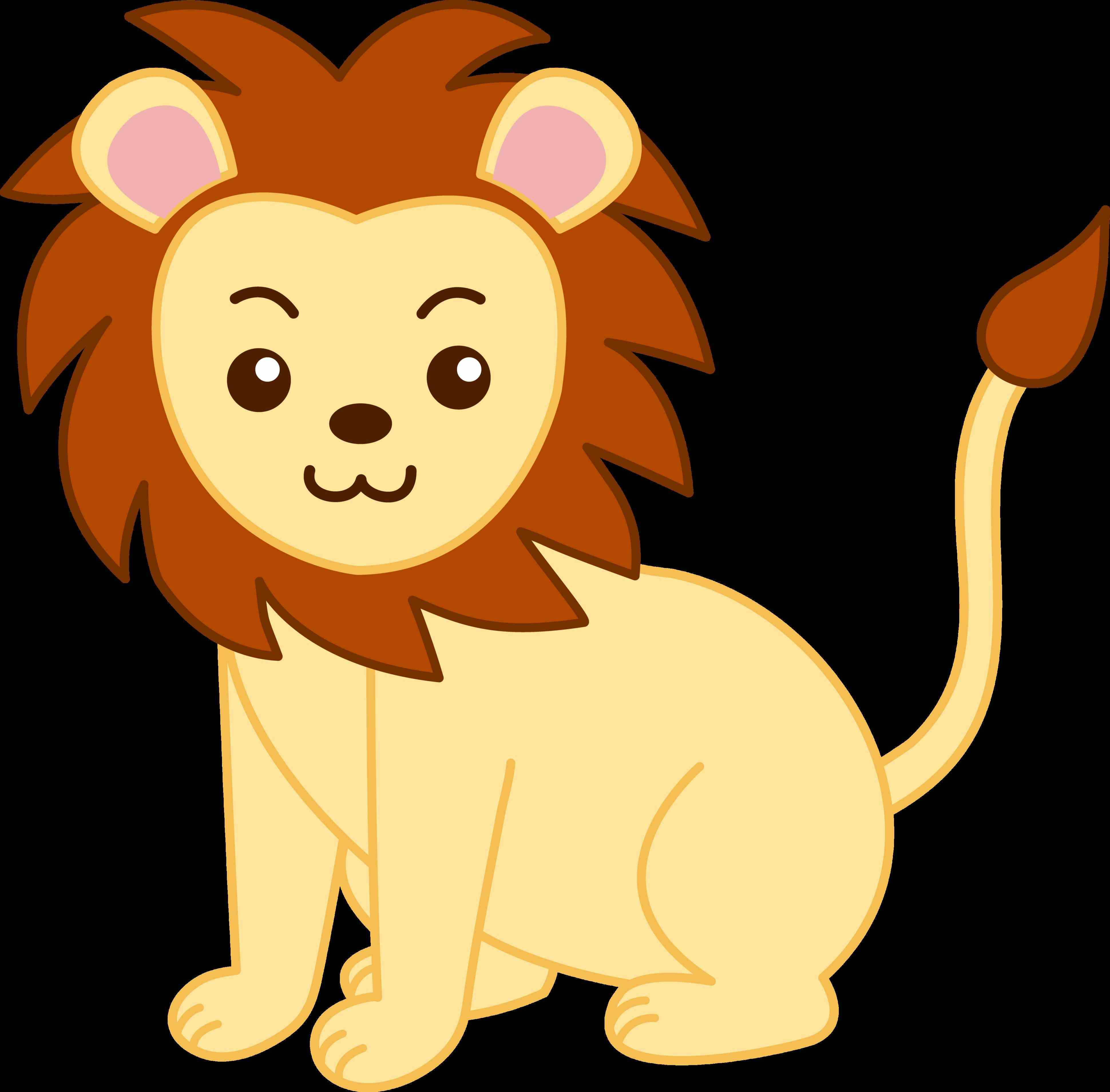 3880x3818 Lion Roaring Drawing For Kids