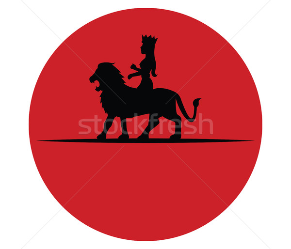 600x514 Lion Head Stock Vectors, Illustrations And Cliparts Stockfresh