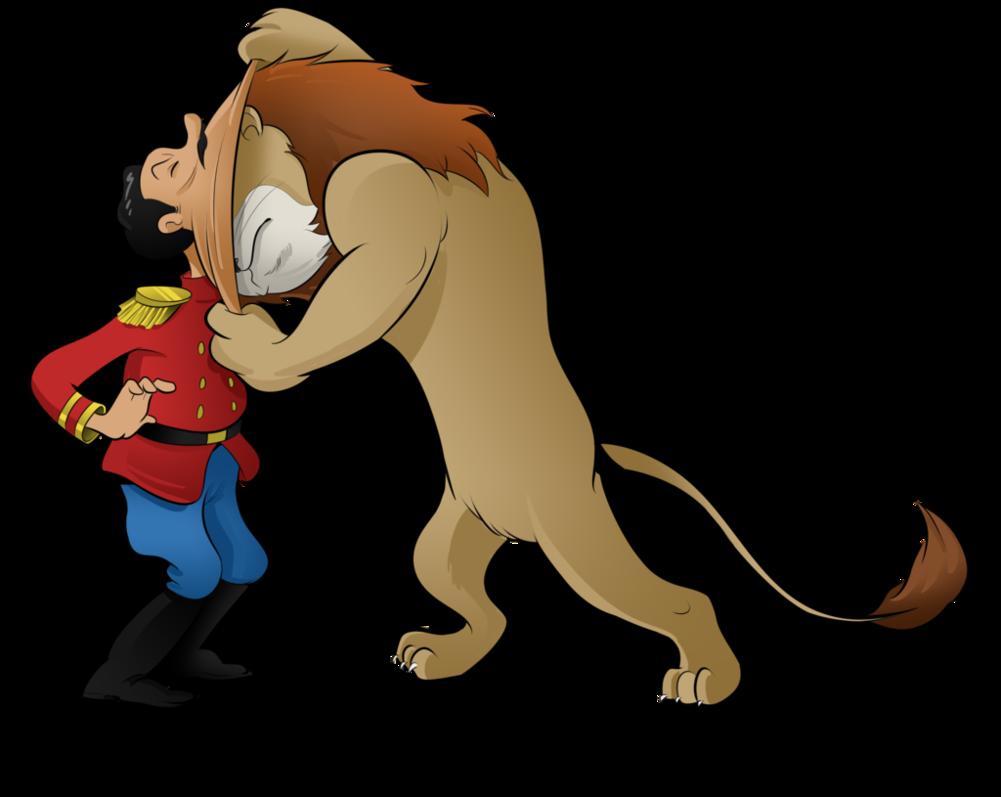 Lion Tamer Clipart