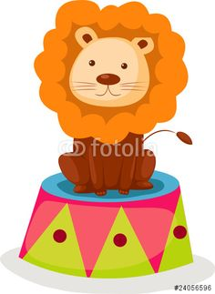 236x323 Circus Lion (Free Circus Clip Art) Toddler Activities Amp Crafts