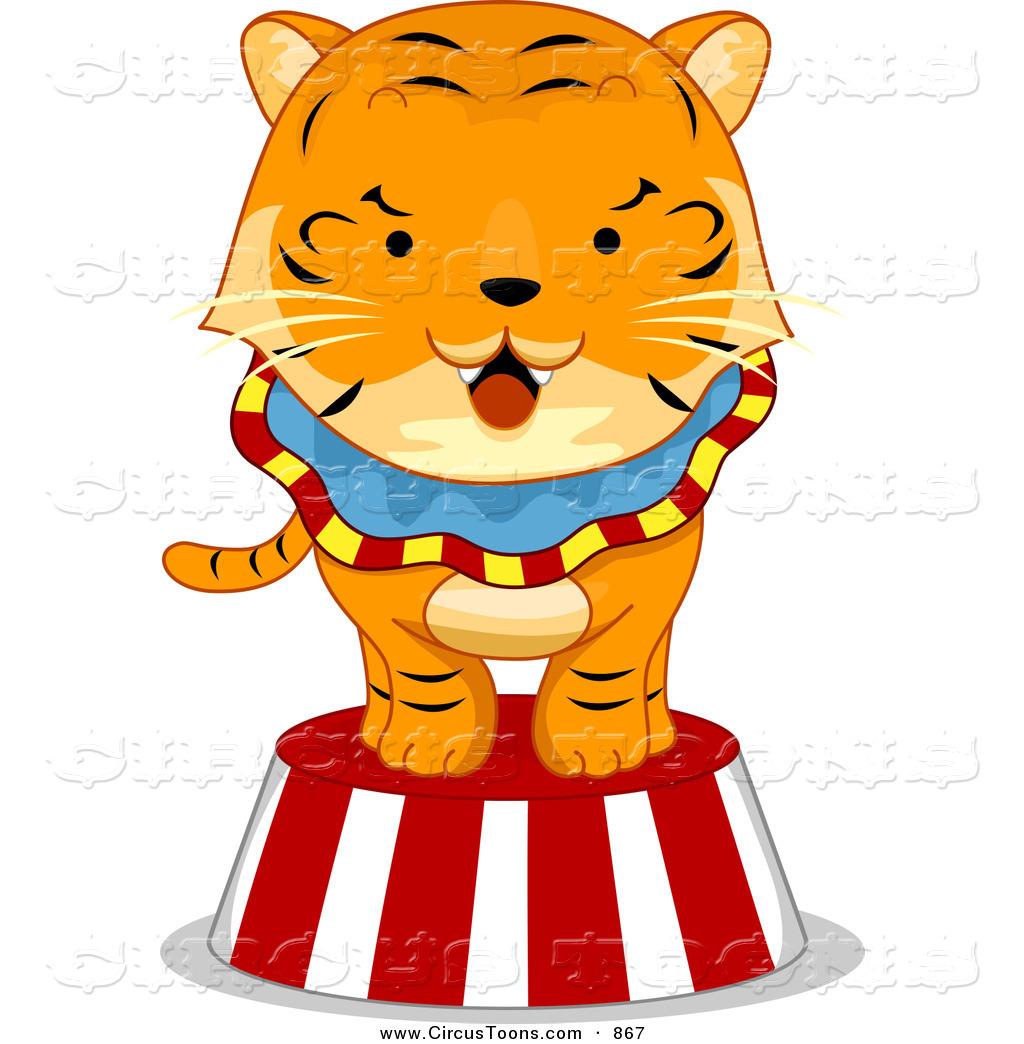 1024x1044 Carnival Clipart Tiger