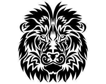 340x270 Lion Tattoo Etsy