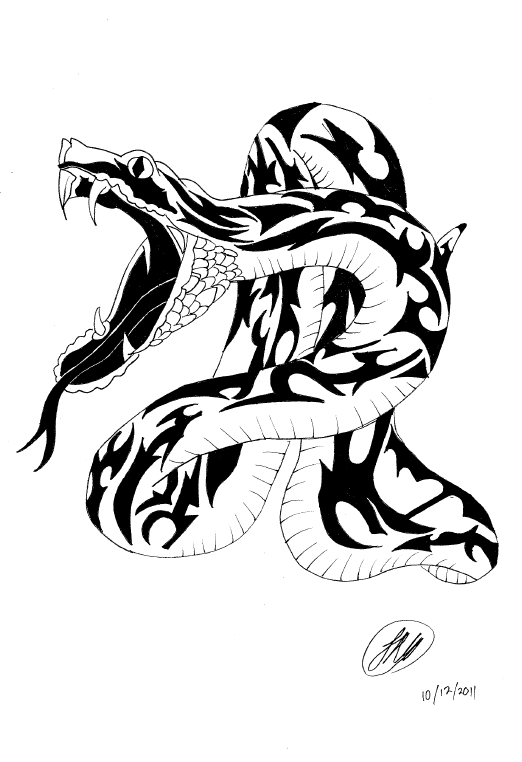 522x762 Snake Tattoo Png Transparent Snake Tattoo.png Images. Pluspng