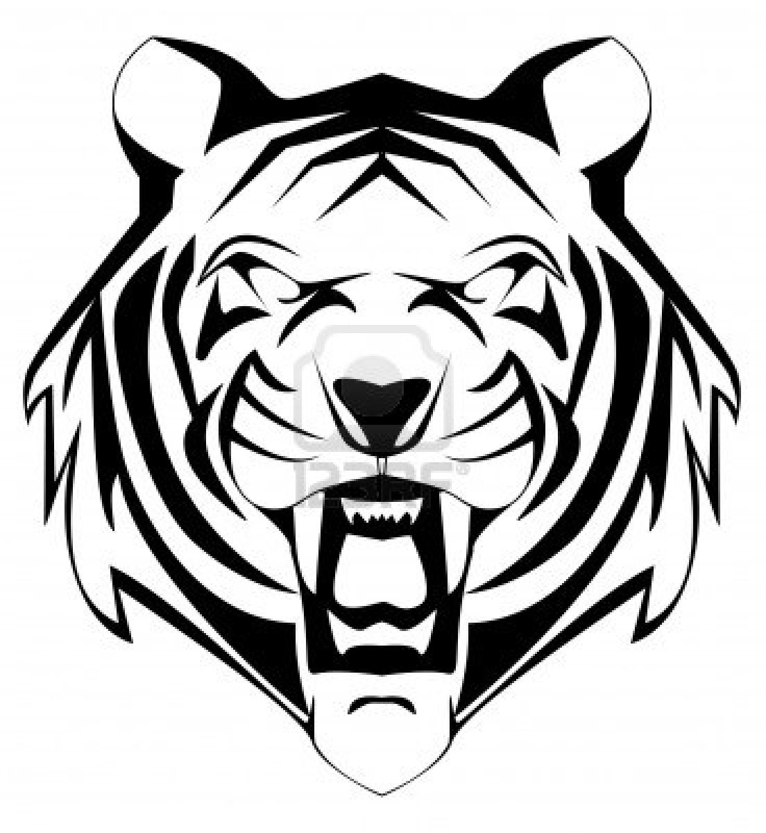 1104x1200 Tigres Clipart Chinese Tiger