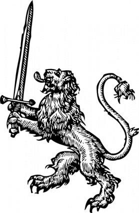 278x425 Lion Dance Clip Art, Vector Lion Dance