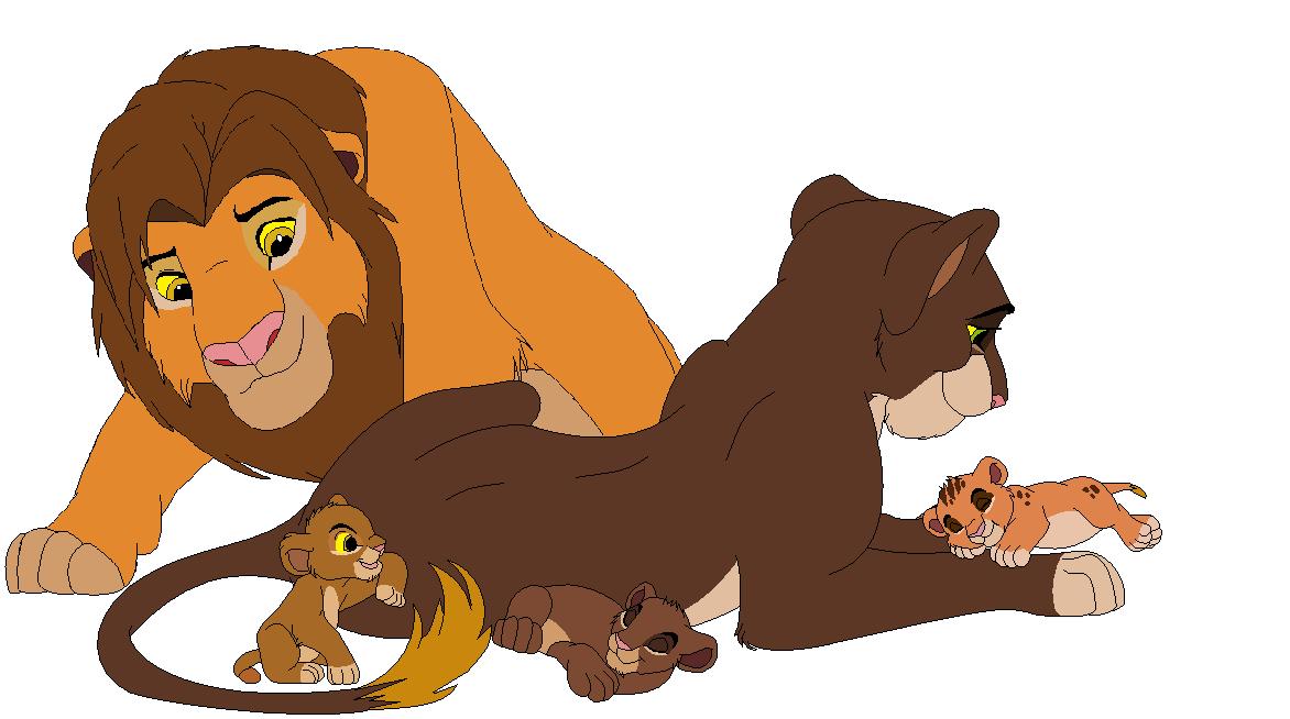 1172x654 Lioness Clipart Lion Pride