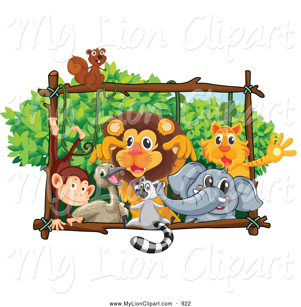 1024x1044 Clip Art Group Of Lions Cliparts