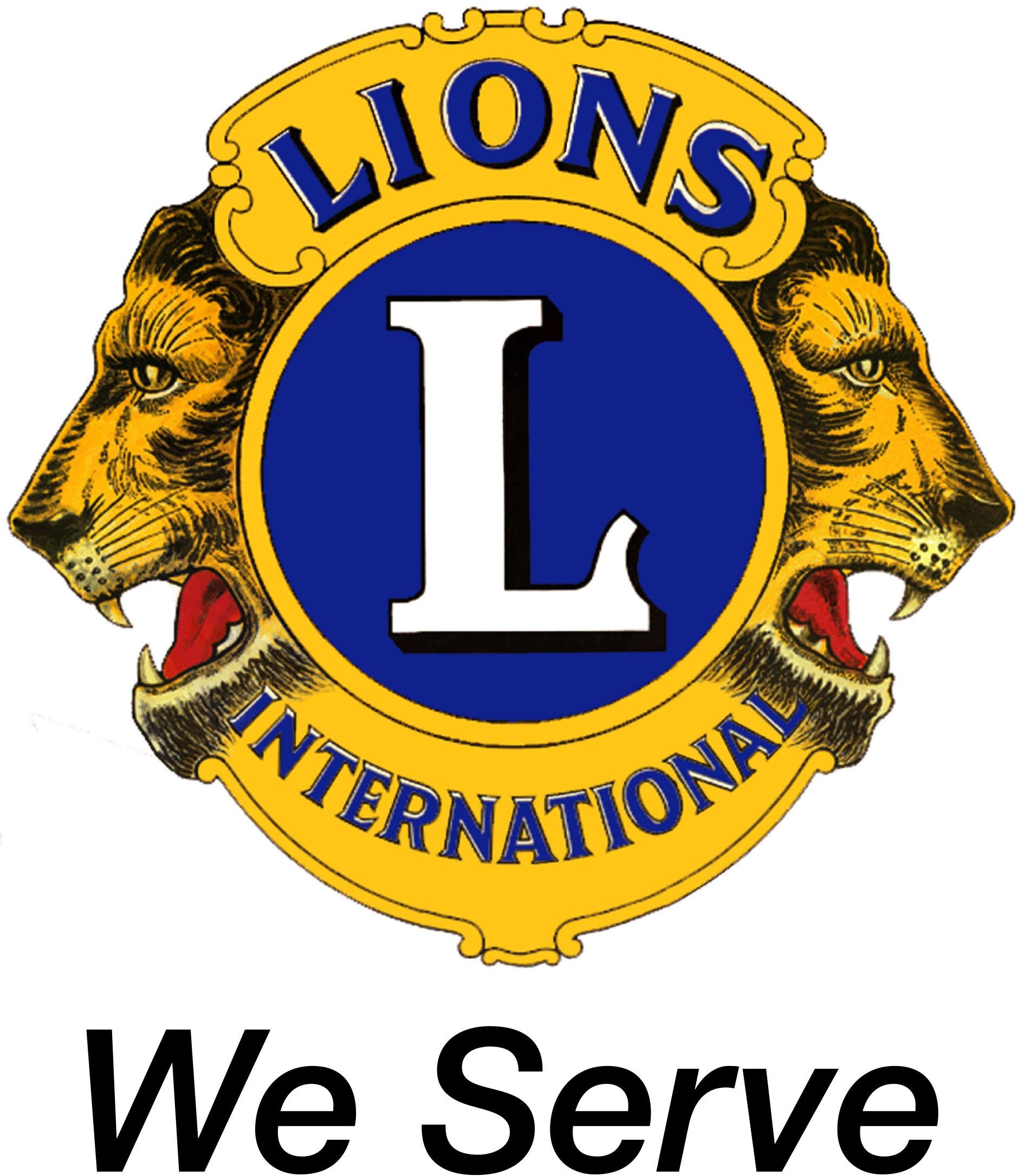 1892x2171 Lions Club Logo Clip Art