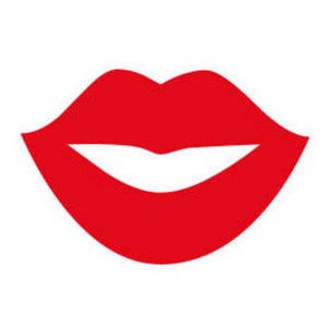 300x300 Kiss Lips Lips Clip Art Free Kiss Clipart Images