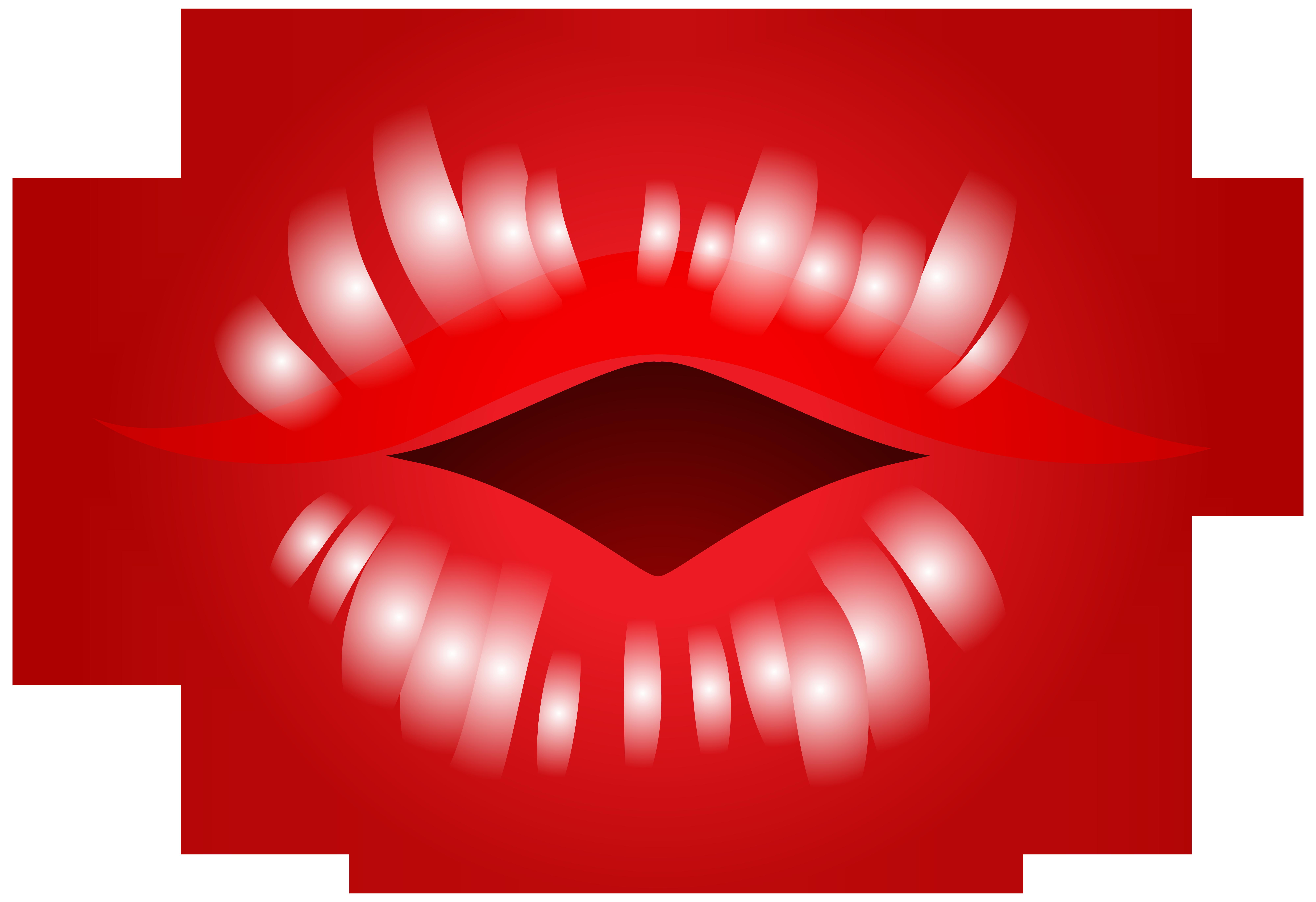 8000x5481 Lips Clipart Kiss