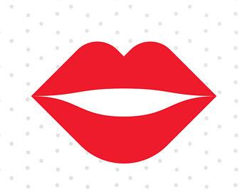 340x270 Lips Clipart Studio