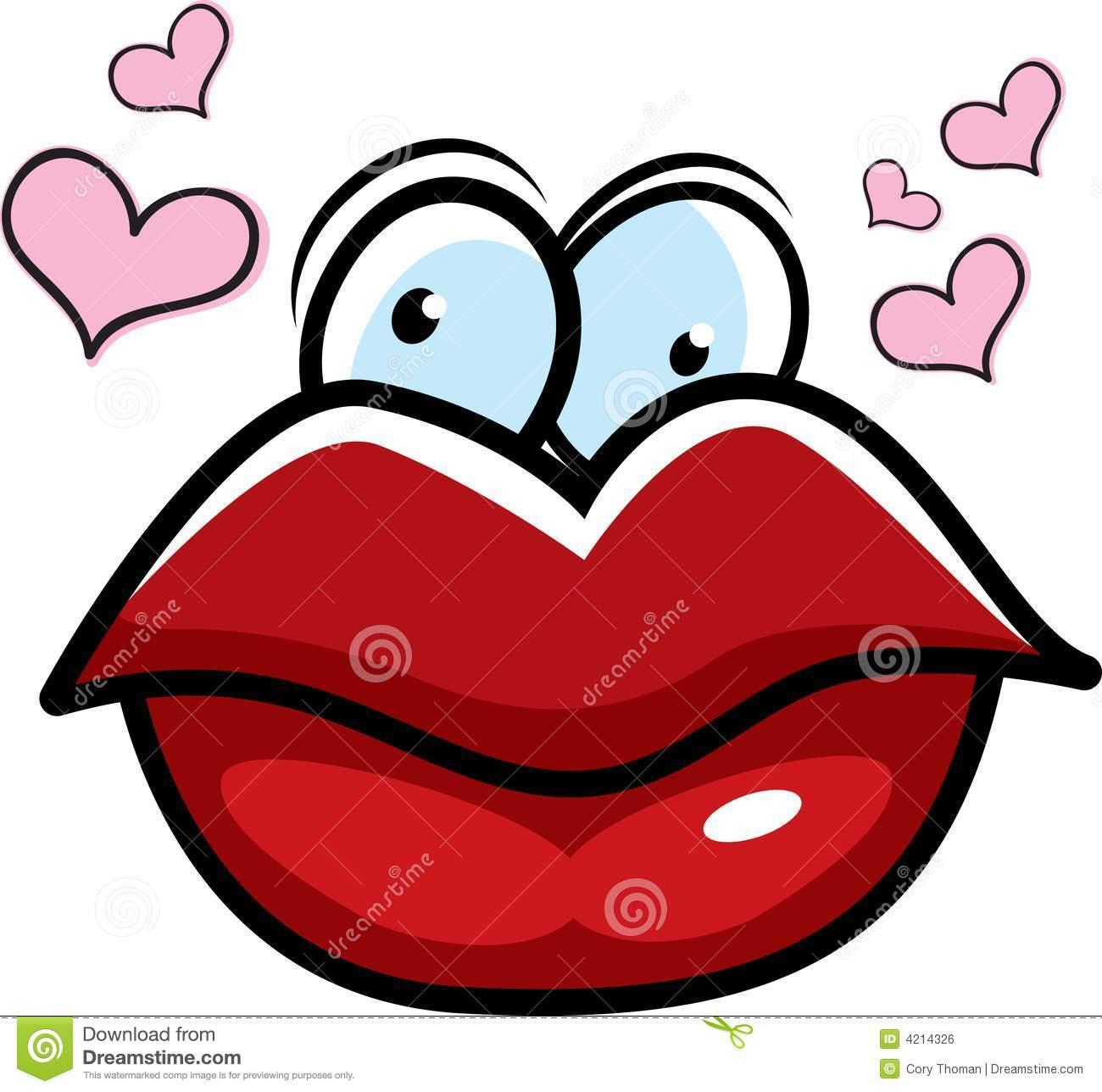1300x1288 Kisses Clipart Lipps