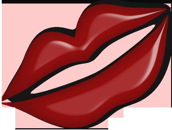 585x443 Image Of Kissy Lips Clip Art 8 Lips Free Clipart Clipartoons
