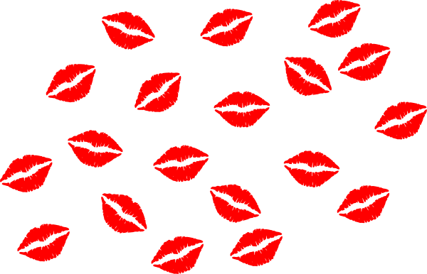 600x386 Kiss Lips Kissing Lips Clipart Free Download Clip Art On 2