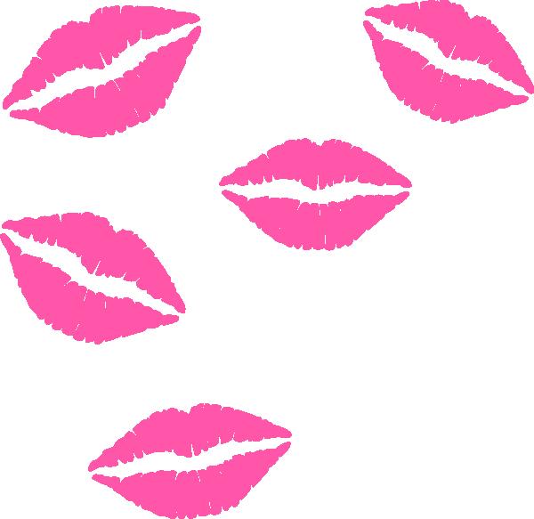 600x583 Lips Vector14354 Clip Art