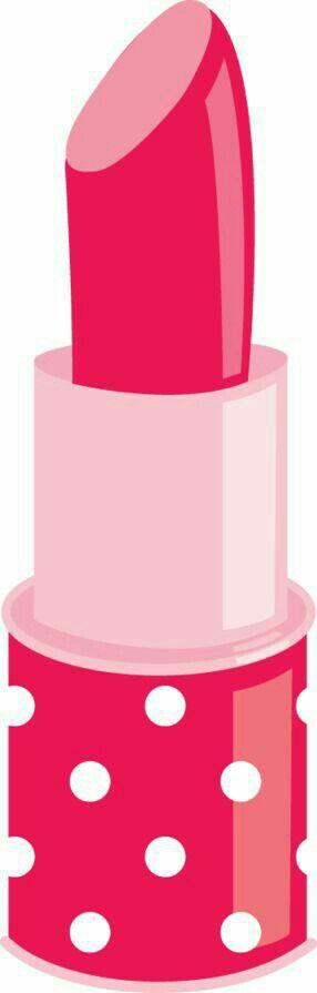286x895 Lipstick Clipart