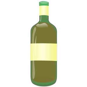 300x300 Wine Bottle Clipart, Cliparts Of Wine Bottle Free Download (Wmf