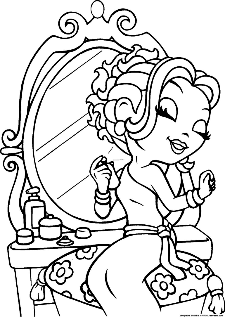 Lisa Frank Coloring Pages | Free download on ClipArtMag
