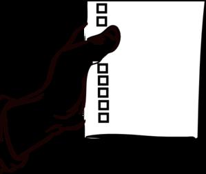 299x252 Check List Clip Art