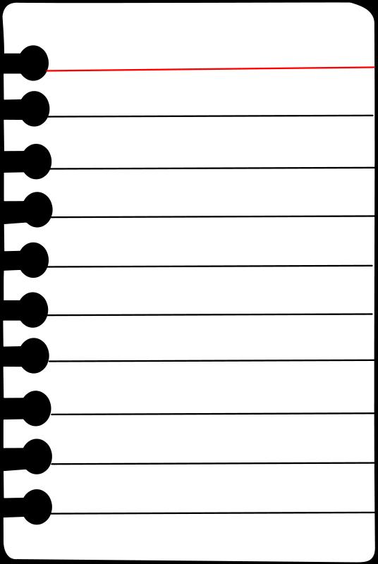 536x800 Liste List Clip Art Download