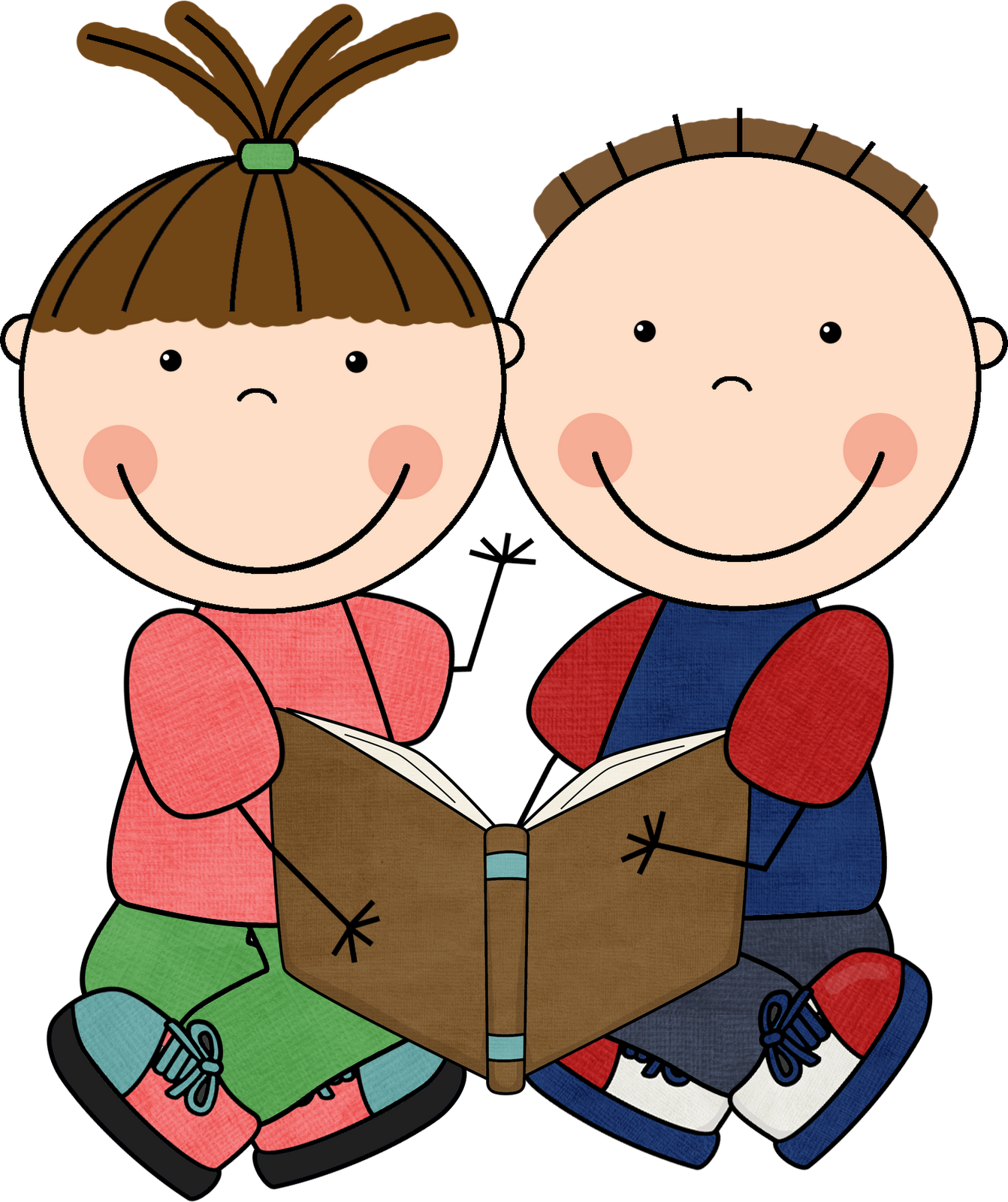 1342x1600 Daily 5 Read To Someone Clipart